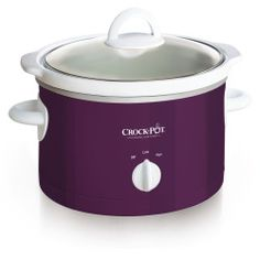 Crock-Pot Manual Slow Cooker, Purple by Crock-Pot Purple Kitchen Decor, Purple Kitchen Accessories, Home Decor Kitchen, Interior Design Kitchen, Cute Kitchen, Rustic Kitchen, Purple Toaster, Small Appliances, Kitchen Appliances