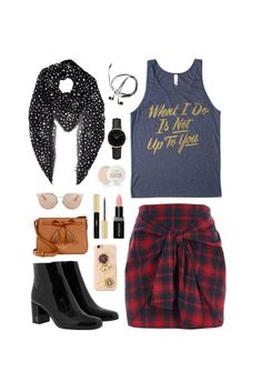 Geek Chic Outfit Inspiration: Be Your Own Hero
