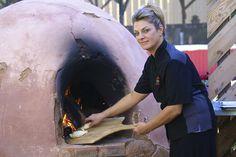 Chef Debra Sims at Empanada Cooking Class! Organic Restaurant, Wood Grill, Laguna Beach, Empanadas, Cooking Classes, Sims, Grilling, Mantle, Crickets