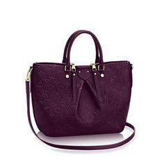 Mazarine MM Monogram Empreinte Leather - Handbags | LOUIS VUITTON