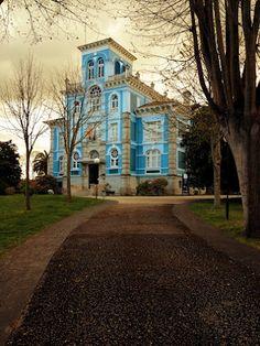 Quinta Guadalupe. 1906. Colombres (Ribadedeva) . Hoy, Archivo de Indianos y Museo Emigración Asturias.