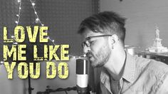 Love Me Like You Do - Ellie Goulding (Gabriele Papadia acoustic cover)