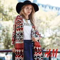Boho chic by H&M