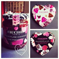 Oui pour la vie - Saint Valentin - Fauchon, Paris PD