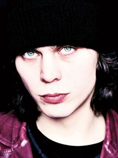 """You have to go through the depths of hell occasionally to appreciate the glimpse of heaven that's put in front of you"" - Ville Valo"