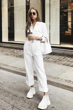 25 Charming Summer Outfits to Copy Right Now Summer Workout Outfits, Trendy Summer Outfits, Fall Outfits For Work, Edgy Outfits, Outfits For Teens, Spring Outfits, Cool Outfits, Fashion Outfits, Office Outfits