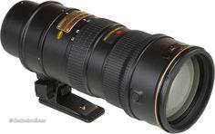 NİKON AF-S VR 70-200mm f/2.8G IF-ED LENS KDV DAHİL:6,499.00 TL