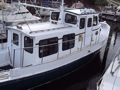 2007 Chinook Pilot House Tug Trawler Power Boat For Sale - www.yachtworld.com