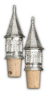 Arthur Court Churchill Downs Twin Spires Bottle Stoppers Arthur Court Equestrian - KY Derby Gifts - By Arthur Court Designs - 752659661773 at Horse and Hound Gallery My Old Kentucky Home, Kentucky Derby, Crown Party, Arthur Court, Churchill Downs, Derby Day, Party Ideas, Gift Ideas, Bottle Stoppers