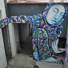 Guadalajara Mexico 2012 #streetart