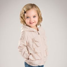 Aliexpress.com : Buy Brand 2017child girl clothes kids baby girl spring jackets hooded zipper coat 2 layers infant toddler girl windbreaker Flounces from Reliable girl windbreaker suppliers on QieKeKids Store