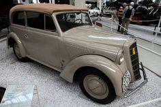 Opel Olympia - Baujahr 1936