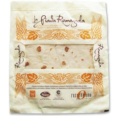 La Piada Romagnola #sale di cervia #farina romagnola #g.360
