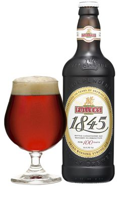 In 1995, to commemorate the 150th anniversary of the Fuller Smith & Turner partnership, Fuller's commissioned a special, celebration bottle conditioned ale. The results was 1845.