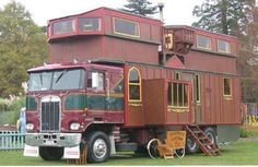Fire truck RV! What's the craziest RV conversion you've ever seen ...