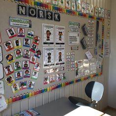 Tema; Kommunikasjon - vi skriver brev. Norsk tavla i klasserommet til 2b -Aronsløkka Drammen
