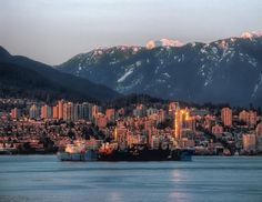 Beautiful Vancouver, BC!