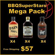 Mega Sauce Pack #57