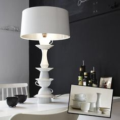 lampenschirm selbst gestalten ohne n hen schritt f r schritt anleitungen lampenschirm. Black Bedroom Furniture Sets. Home Design Ideas