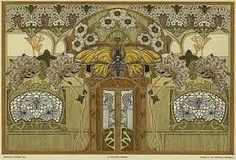 Image result for art nouveau interior