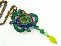 Crochet Necklace, Etsy, Shopping, Vintage, Jewelry, Fashion, Jewerly, Moda, Jewlery