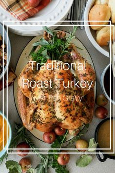 Ambassador A Pretty Life likes to create a delicious traditional turkey dinner.  She shares one of her favourite recipes - classic roast turkey with parsley, sage, rosemary and thyme. Find more thanksgiving and holiday recipes at http://www.canadianturkey.ca/recipe-category/featured-recipes/!