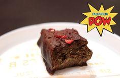 = PROTEIN POW(D)ER !: Toffee Hemp Protein Mini Bars