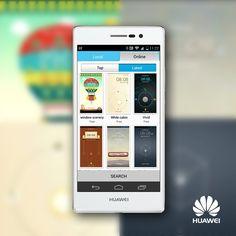 http://www.huaweidevice.fr/ascend-p7 Avec les nombreux thèmes que propose l'Ascend P7, votre smartphone sera unique ! #AscendP7
