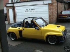 Renault 5 Turbo Cabrio Megane Rs, Alpine Renault, Gt Turbo, Racing Quotes, Jeep Camping, Auto Retro, Car In The World, Concept Cars, Peugeot