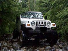 Отзывы о Jeep Wrangler (Джип Вранглер)