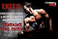 ¡Exito! Titanium Gym Piedras Negras