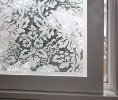 Etched Window tutorial