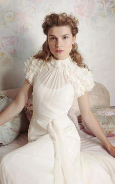 Mia Mia Bridal Spring 2013 + My Dress of the Week - Belle the Magazine . The Wedding Blog For The Sophisticated Bride