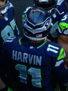 Harvin - He's back Baby!
