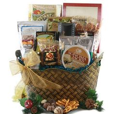 Happy Hanukkah  Hannukah Gift Basket *** You can find more details by visiting the image link-affiliate link.