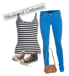 """""""Weekend Getaway"""" by veroniquecristine ❤ liked on Polyvore"""