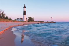 Five Items to Cross Off Your Ludington Beach Day Checklist