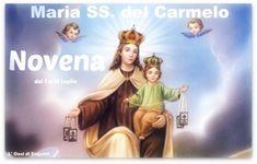 Novena Madonna del Carmelo