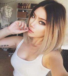 20 Ombre Bob Hairstyles | Bob Hairstyles 2015 - Short Hairstyles for Women