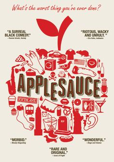 Devour This Official Red Band Trailer for 'Applesauce'