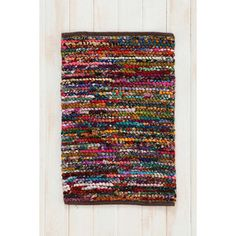 Magical Thinking Handwoven Loop Rug