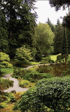 The Bloedel Reserve - The Garden Lover's Tour