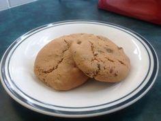Gluten-Free Peanut Butter Choc Chip Biscuits recipe