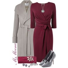 Fall Wedding contest ~ Haley, created by msmeena on Polyvore