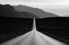 """"""" Cole Thompson, Road to Nowhere, Death Valley, CA  """""""