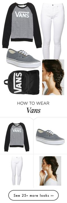 """Vans Outfit #1"" by ashanti-11 on Polyvore"