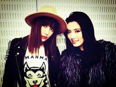 Karen Fujii & Kawamoto Ruri #Happiness