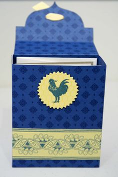 rooster folio 2