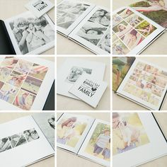 We love this album template set. Its simple, clean design will suit any style and will be a welcome addition to your album design repertoire. Best of all? It's your gift from Photographer Cafe, FREE with any purchase of $30 or more. Including both a 10x10 and 5x5 design, this album set will allow