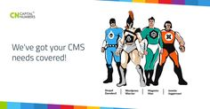 Advantages of using a Content Management System (CMS) are numerous, and they are not applicable to just very dynamic or interactive websites. We adopt the most popular CMS as per your needs. Visit  http://www.capitalnumbers.com/content_management.php to learn more!